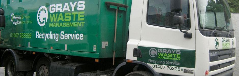 Bin Collection & Recycling / Gwasanaethau Bin